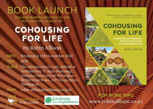Wellington book launch 11th November